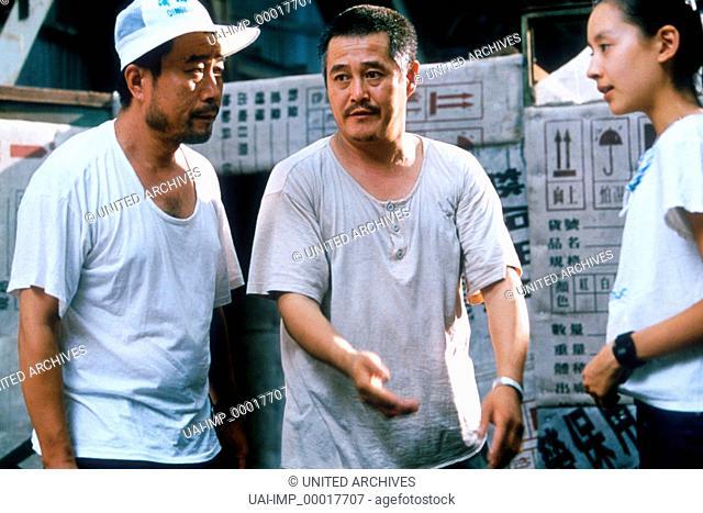 Happy Times, (XINGFU SHIGUANG) CHINA 2000, Regie: Zhang Yimou, LI XUEJIAN, ZHAO BENSHAN, DONG JIE