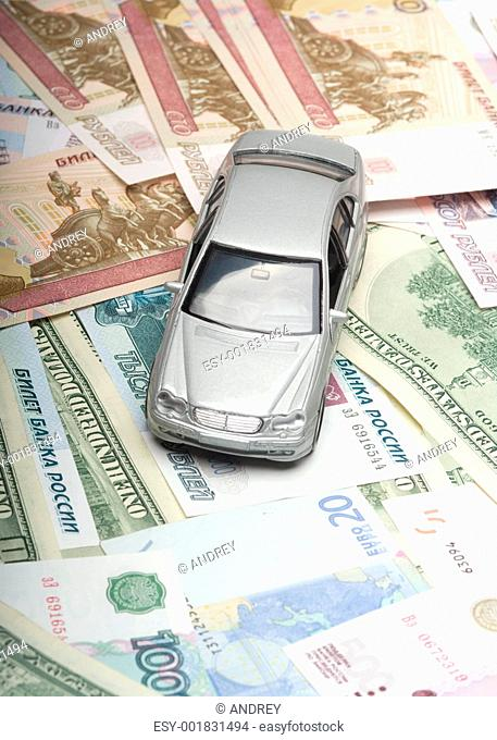 The car on denominations