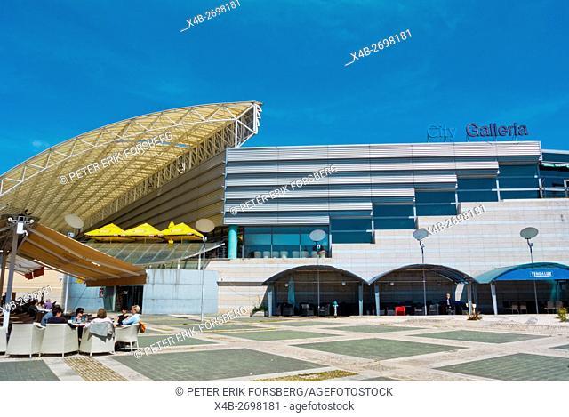 City Galleria, shopping centre, Zadar, northern Dalmatia, Croatia, Europe