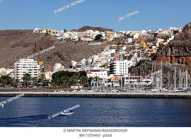 San Sebastián de la Gomera, Canary Islands, Spain, Europe