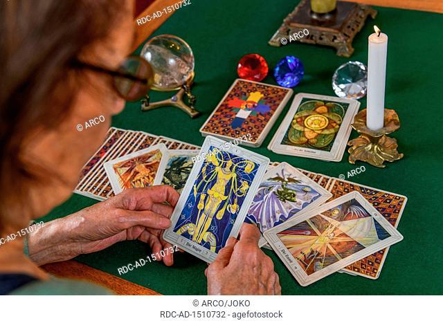 Tarotkarten, Tarotspiel