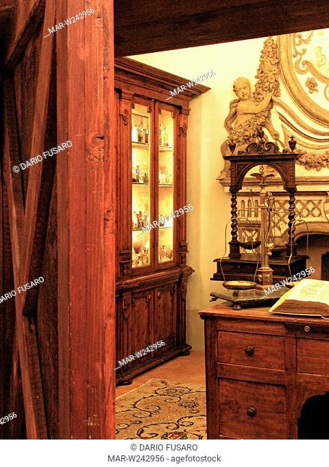 italia, toscana, sansepolcro, aboca museum