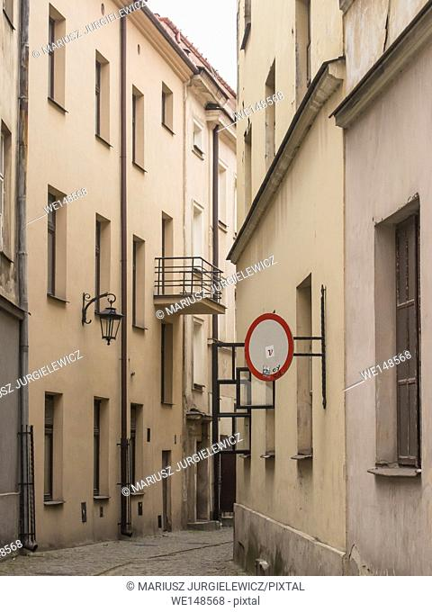 Lublin Old Town is one of the most precious Polish complexes of historic buildings