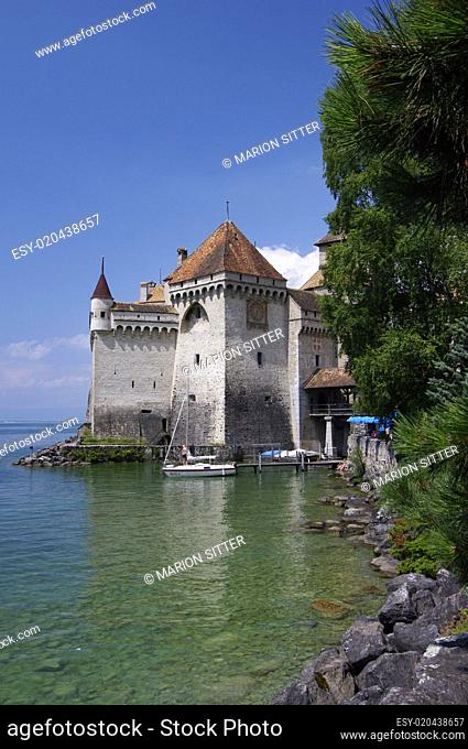 Schloss Chillon - Genfer See