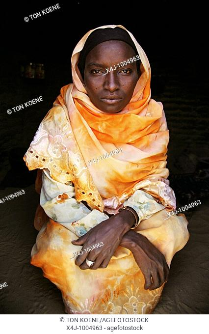 portraits of Sudanese refugees who have been raped by janjaweed