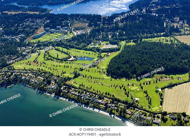 Cordova Bay Golf Course, Victoria, British Columbia, Canada