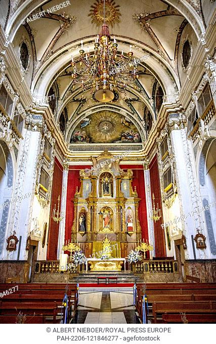 Esglesias de Montes-Son in Pollensa, on June 29, 2019, the wedding of Joachim Albrecht Prince of Prussia.and Angelina Gr?fin zu Solms-Laubach