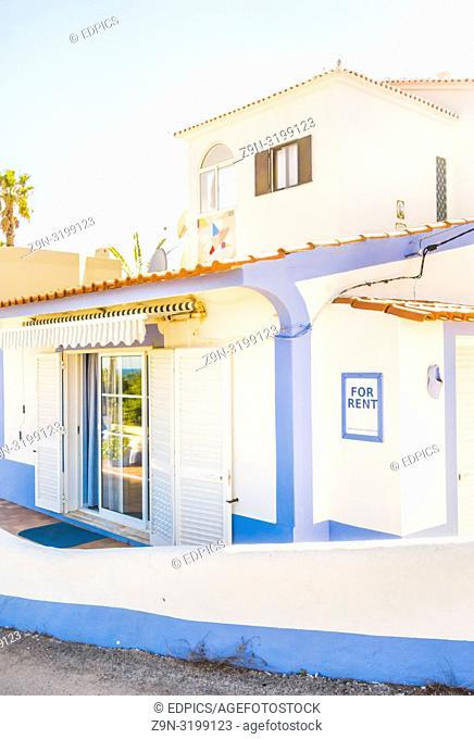 holiday home for rent at benagil beach, benagil, algarve, portugal