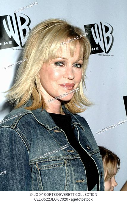 Melanie Griffith at arrivals for The WB Network'S 2005 ALL STAR CELEBRATION, The Cabana Club, Los Angeles, CA, July 22, 2005