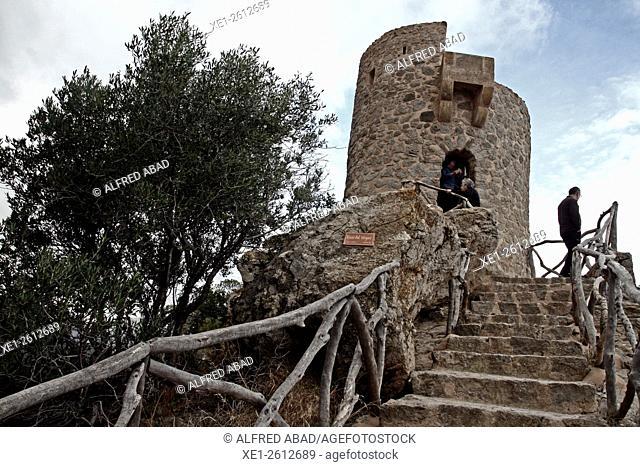 Torre des Verger, Mallorca, Balearic Islands, Spain