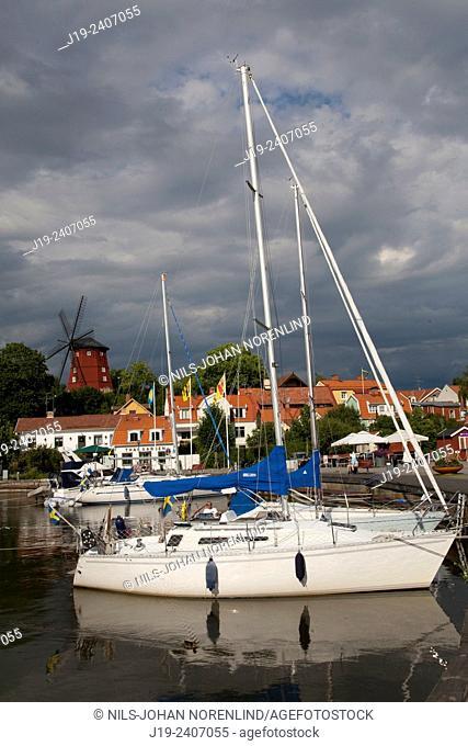 Strängnäs   city, Södermanland Sweden
