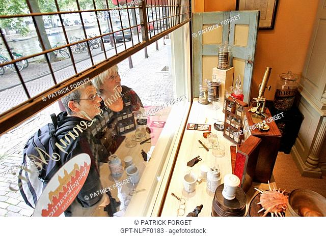 Antique shop window Stock Photos and Images | age fotostock