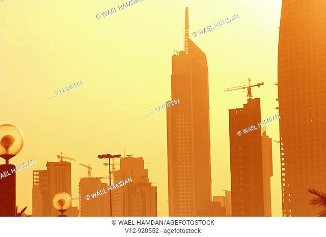 new skyscrapers in kuwait