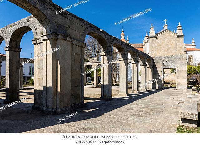 Former Bishop Palace of Miranda do Douro. Braganca District, Norte Region, Portugal, Europe