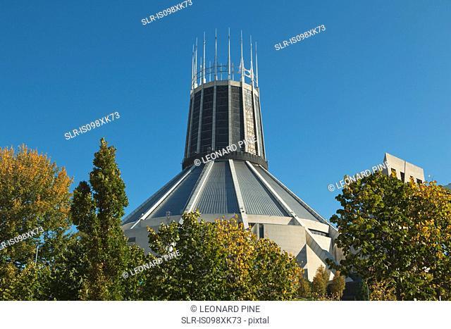 Liverpool Metropolitan Cathedral, Liverpoool, UK