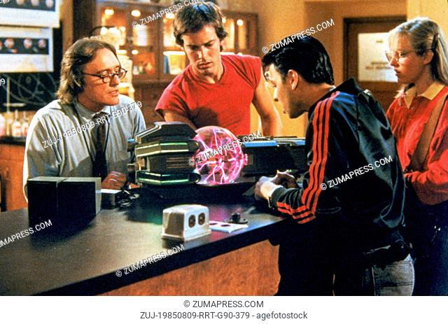 RELEASE DATE: August 9, 1985  MOVIE TITLE: My Science Project  DIRECTOR: Jonathan Betuel STUDIO: Touchstone Pictures  PLOT: Michael and Ellie break into a...