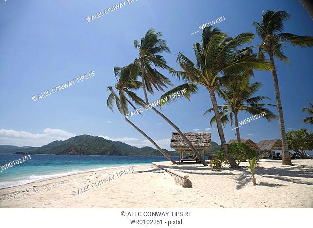 Philippines, Palawan, el nido resort
