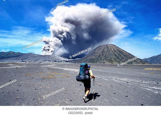 Volcano Bromo, Java, Indonesia