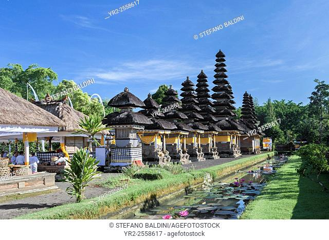 The royal temple of Pura Taman Ayun, Mengwi, Bali, Indonesia