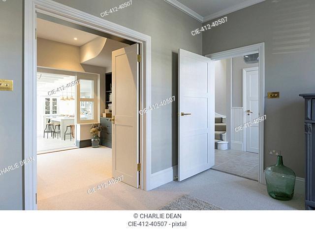 Luxury home showcase interior