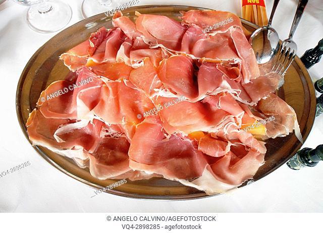 Ham and Melon, Prosciutto e Melone