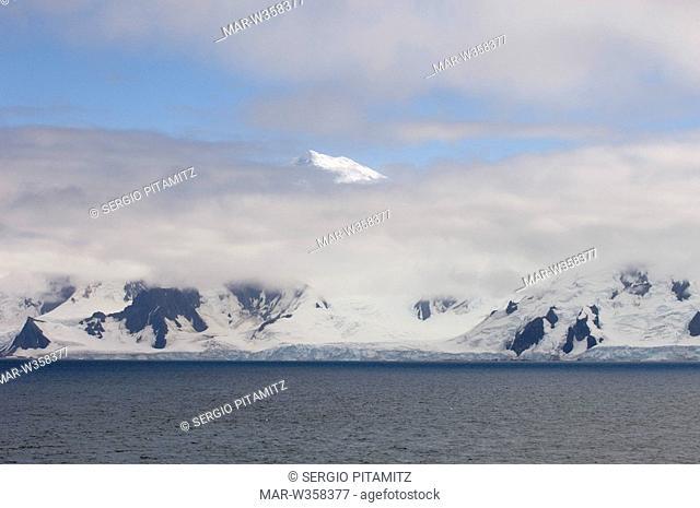 Antarctica, South Shetlands Islands, Livingston Island