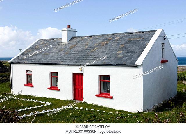 Irlande - Iles d'Aran - Inishmore