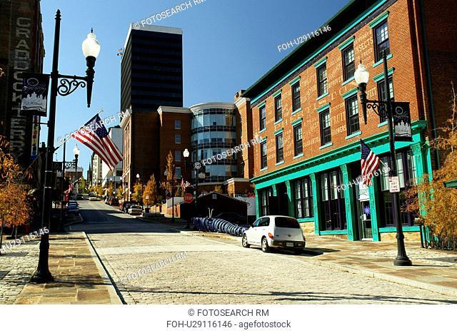 Lynchburg, VA, Virginia, Downtown, Amazement Square-The Rightmire Children's Museum
