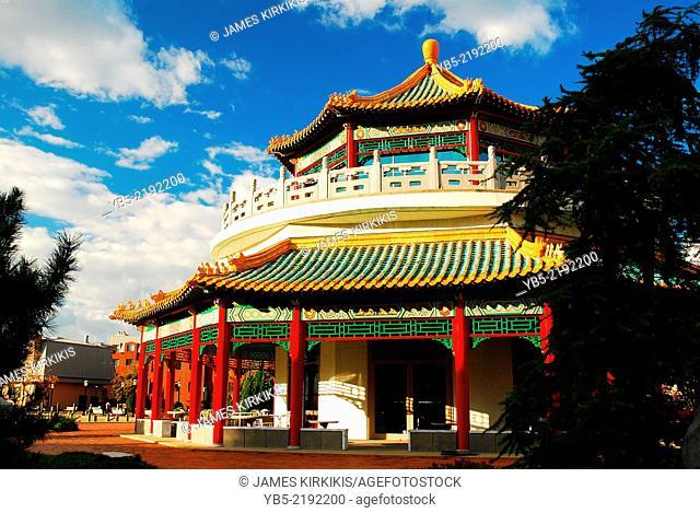 Taiwan Friendship Pavillion, Norfolk