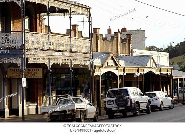 Maldon, Victoria, Australia