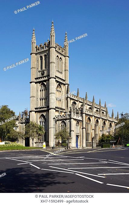 St Mary the Virgin Church, Bath, England, UK