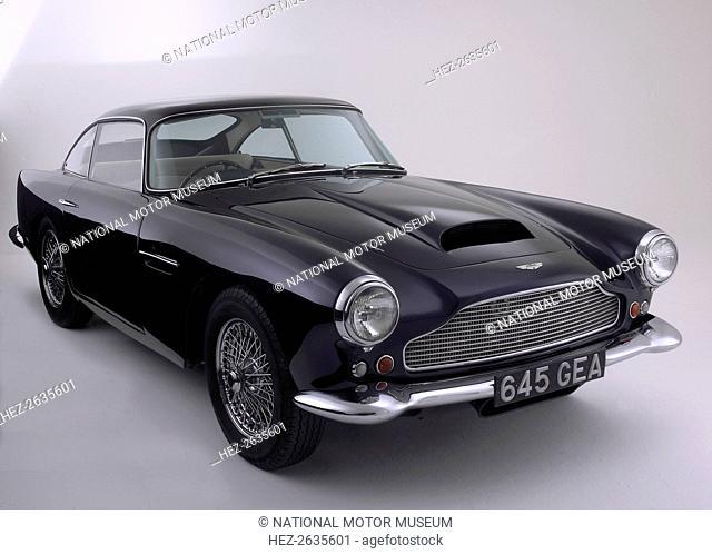 1962 Aston Martin DB4. Artist: Unknown