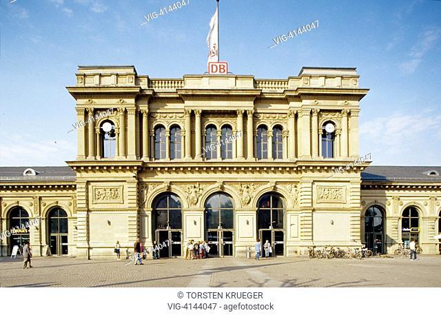 Germany, Mainz : Main Station