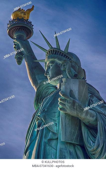Statue of Liberty, Liberty Island, New York City, USA, Statue of Liberty