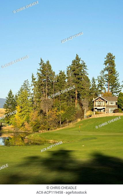 Predator Ridge Golf Course, British Columbia, Canada