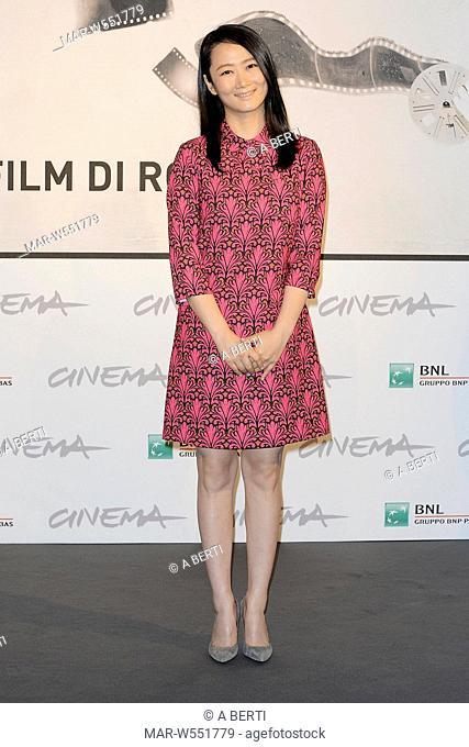zhao tao, festival internazionale del film di roma