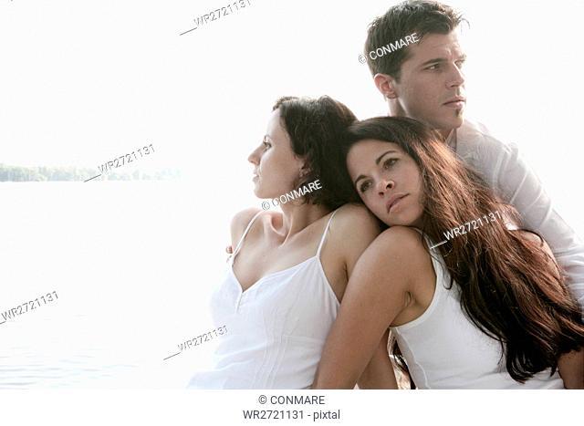 adults, feel, happy, confidence, harmony, love, po