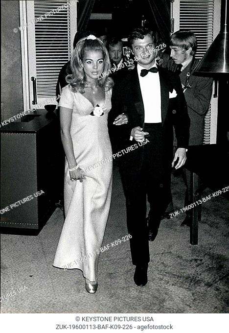 1968 - Crown prince Carl Gustaf from Sweden and Pia degermark at party. Last Saturday enjoyed the crown prince Carl Gustav from Sweden himself at a party which...
