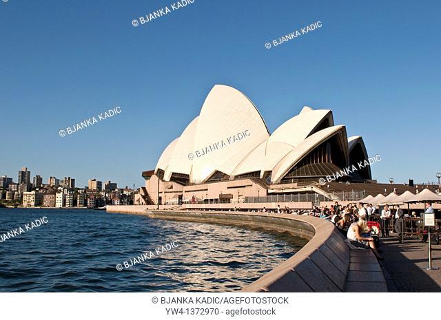 Sydney Opera House, NSW, Australia