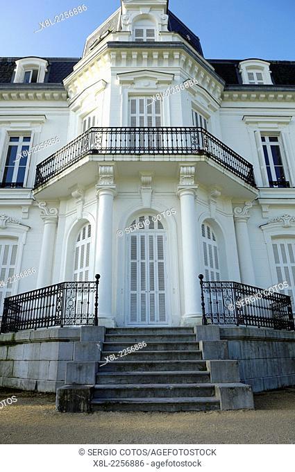 Ayete Palace in San Sebastian, Basque Country