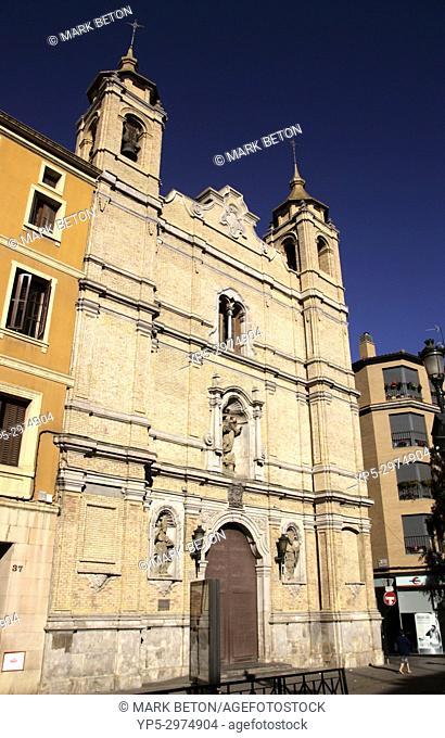 Iglesia de Santo Tomas de Aquin church Zaragoza Spain