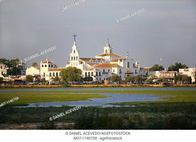 Marismas de Doñana, Almonte, Huelva, Andalucia, Spain