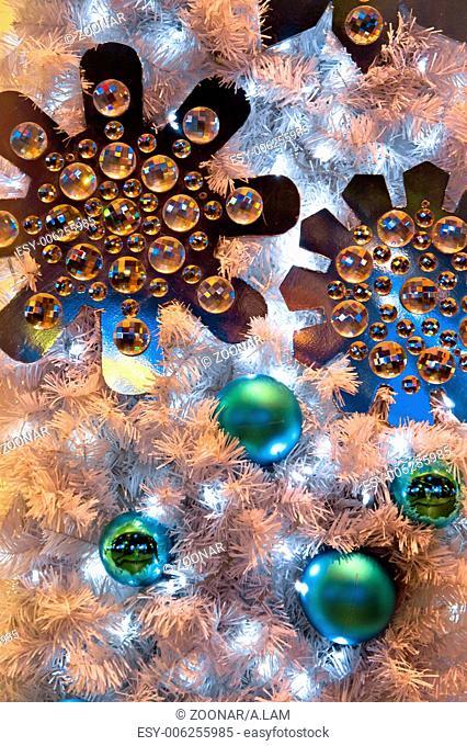Christmas decoration detail