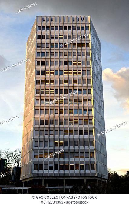 International Telecommunication Union (ITU), Geneva, Switzerland