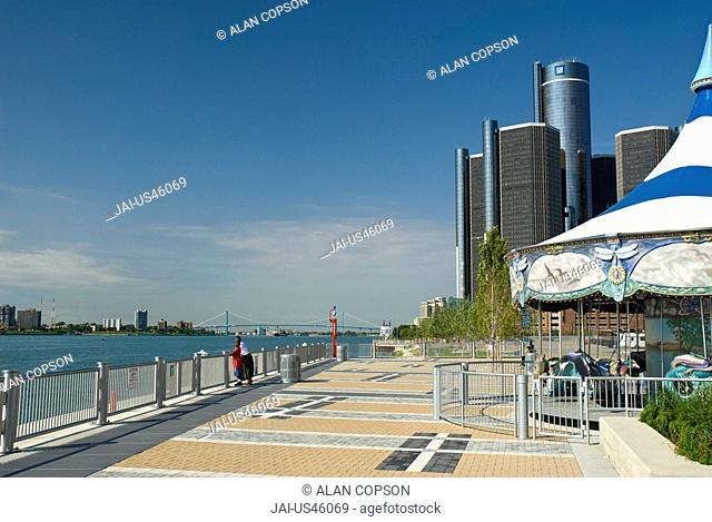 USA, Michigan, Detroit