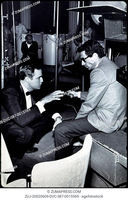 1966, Film Title: CHASE, Director: ARTHUR PENN, Pictured: MARLON BRANDO. (Credit Image: SNAP/ZUMAPRESS.com)
