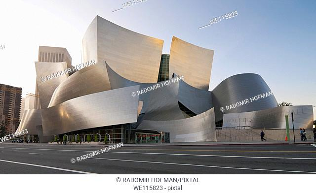 Disney Concert Hall, Los Angeles, USA