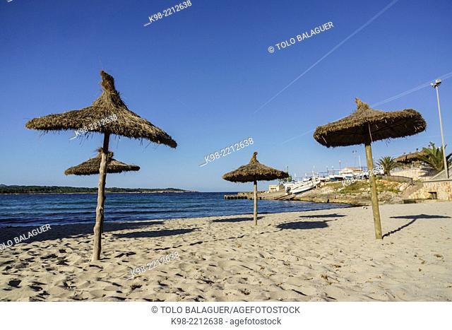 S'Illot, Son Servera, Majorca, Balearic Islands, Spain