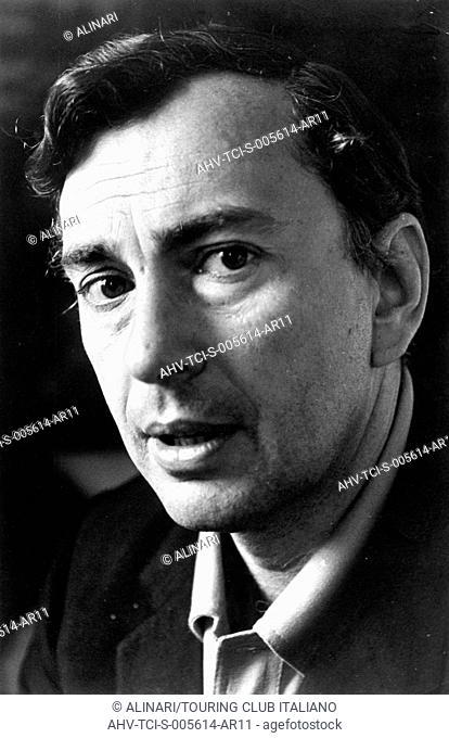 portrait of Gore Vidal, 1969