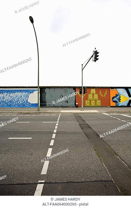 Germany, Berlin, Berlin Wall, East Side Gallery